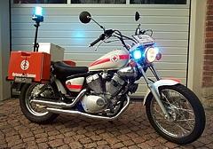 Motorrad DRK Seesen